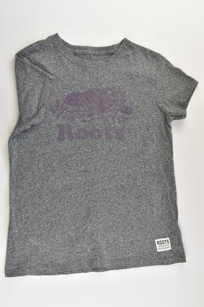 Roots Kids (Canada) Size 9-10 Beaver T-shirt