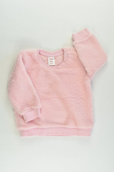 Seed Heritage Size 0 (6-12 months) Fluffy Jumper