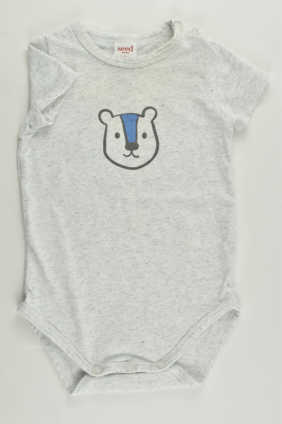 Seed Heritage Size 00 (3-6 months) Bodysuit
