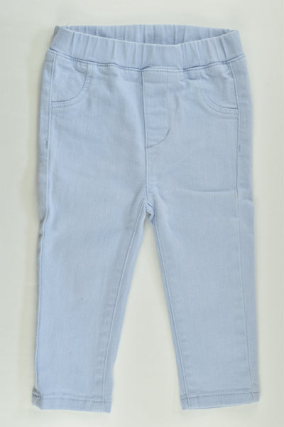 Seed Heritage Size 1 Stretchy Denim Jeggings