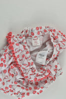Seed Heritage Size 2 (18-24 months) Cherries Lined Shorts