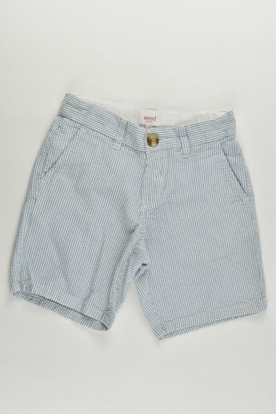 Seed Heritage Size 5-6 Striped Shorts