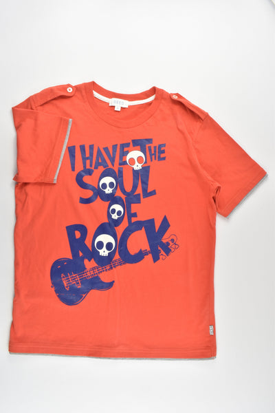 Seed Size 13 'I Have The Soul Of Rock' T-shirt