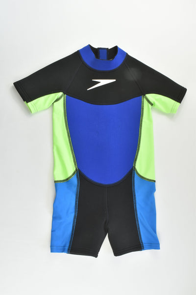 Speedo Size 4 Neoprene Suit