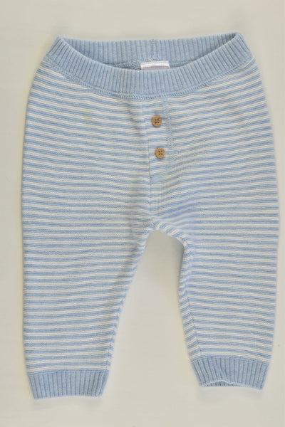 Sprout Size 00 Striped Knitted Pants