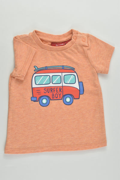 Sprout Size 000 'Surfer Boy' T-shirt
