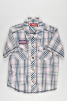 Sprout Size 2 Casual Collared Shirt