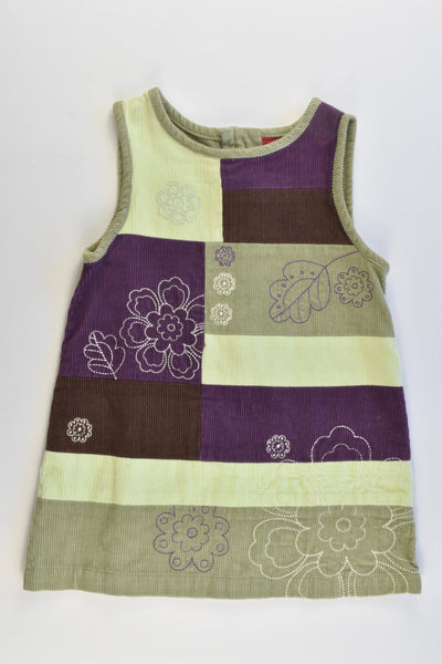 Sprout Size 2 Cord Dress