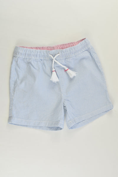 Sprout Size 2 Striped Shorts