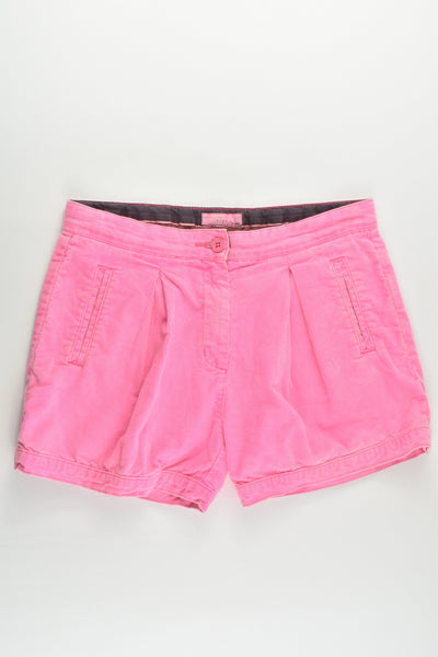 Stella McCartney Kids Size 12 Cord Shorts