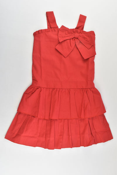 Sydney Whyte Size 4 Red Dress