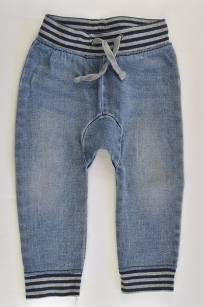 Target Size 0 (6-12 months) Stretchy Denim Pants