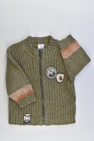 Target Size 0 'Camping Out' Knitted Jumper