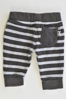 Target Size 000 (0-3 months) Striped Track Pants