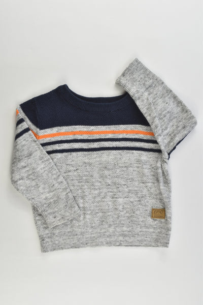 Target Size 1 'Epic' Knitted Jumper