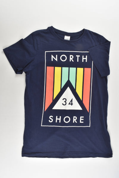 Target Size 12 'North Shore' T-shirt