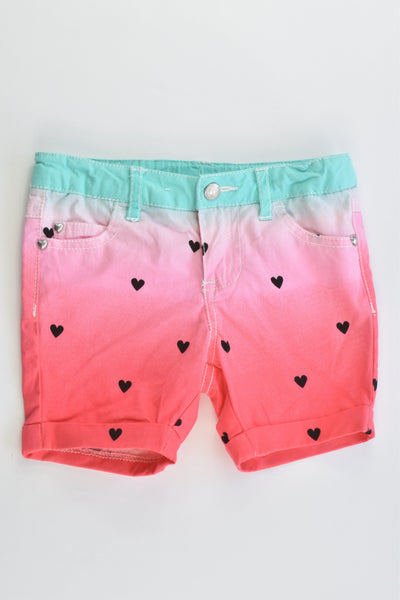 Target Size 2 Stretchy Watermelon Shorts