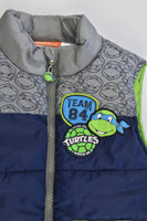Teenage Mutant Ninja Turtles Size 5 Puffer Vest
