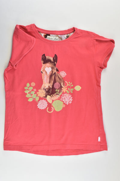 Thomas Cook Size 10 Horse T-shirt