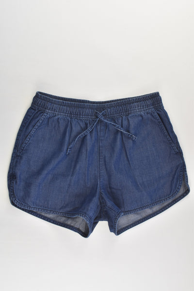 Tilii Size 10 Lightweight Denim Shorts