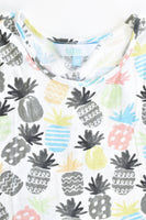 Tilii Size 10 pineapples Tank Top