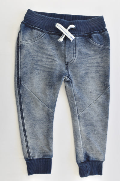 Tumble 'N Dry Size 1 (86 cm) Denim-like Stretchy Pants