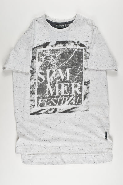 "Tumble 'N Dry Size 8-10 ""Summer Festival"" T-shirt"