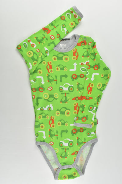 Tutta (Finland) Size 3 (98 cm) Vehicles Bodysuit