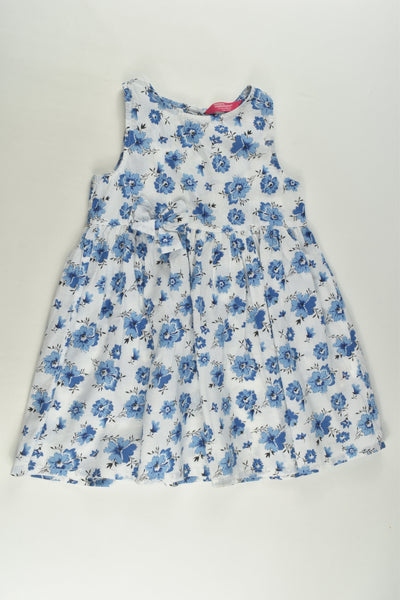 Young Dimension Size 3-4 (104 cm) Floral Dress