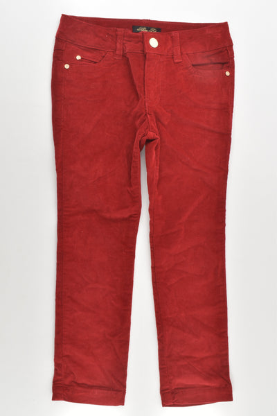 Zara Size 2-3 (98 cm) Slim Fit Stretchy Cord Pants