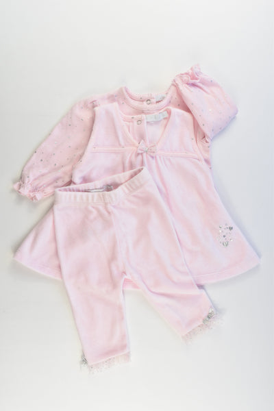 Zip Zap (Spain) Size 00 (6 months, 68 cm) Outfit