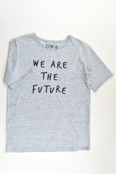 Zom-B Size 14 'We Are The Future' T-shirt