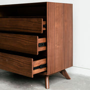 Josie - Walnut Tallboy