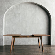 Jerry - Extendable Walnut Dining Table