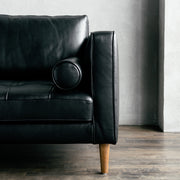 Xavier O'Noir - Leather Sofa