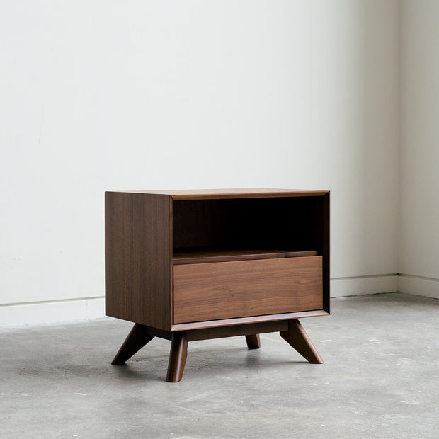 Mirah - Walnut Nightstand