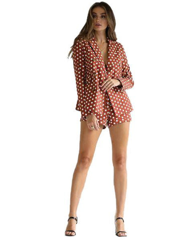 Hire Seven Wonders Polka Dot Co-Ord