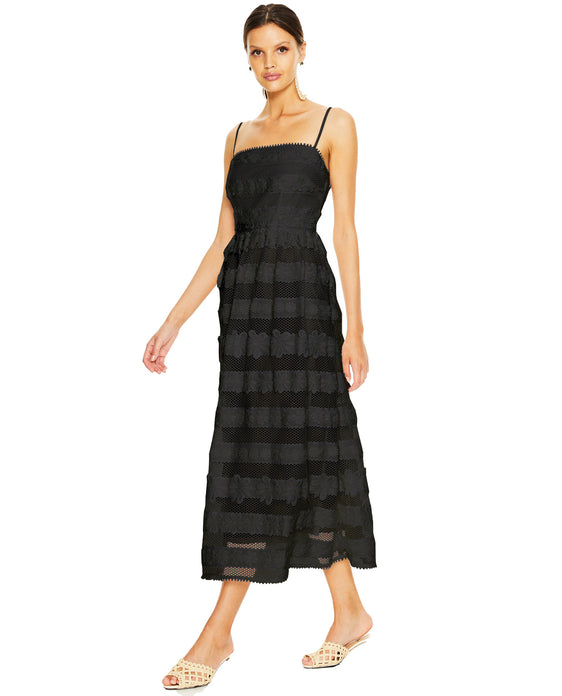 TALULAH MANHATTAN MIDI DRESS