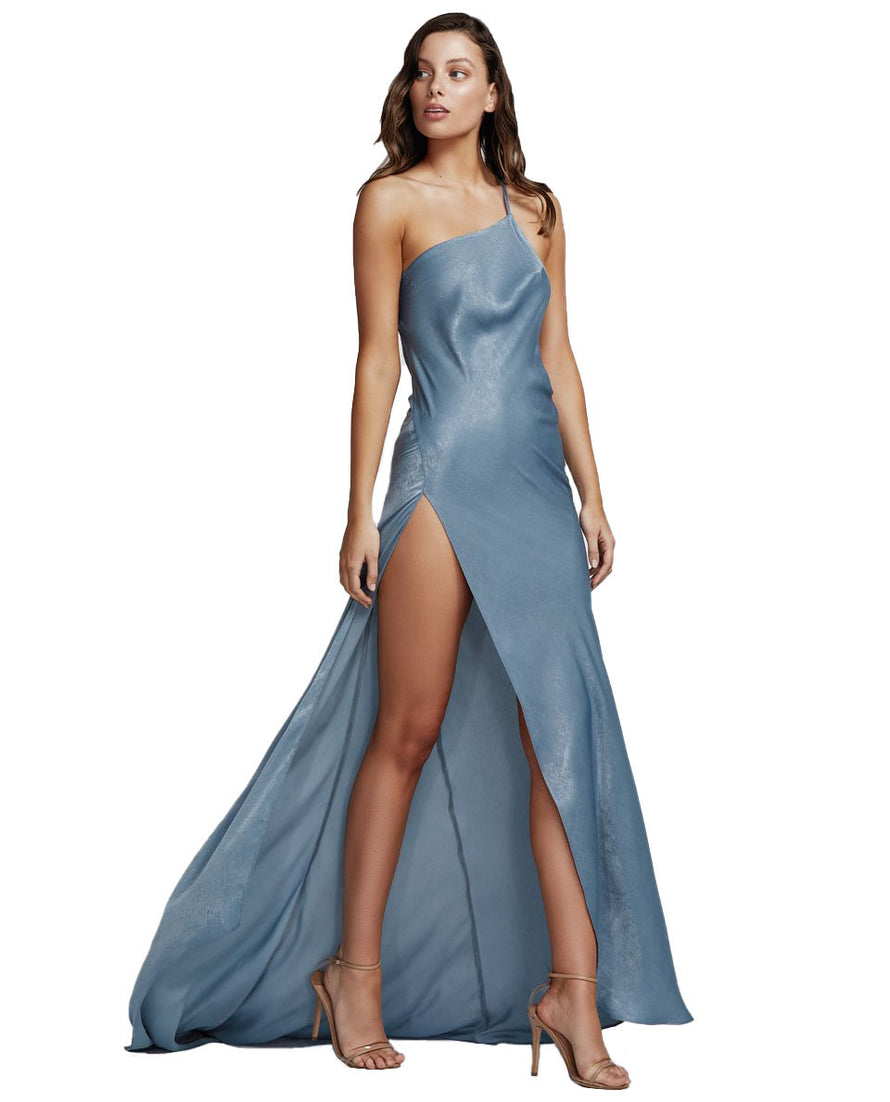 LEXI IZABEL DRESS IN LIGHT BLUE