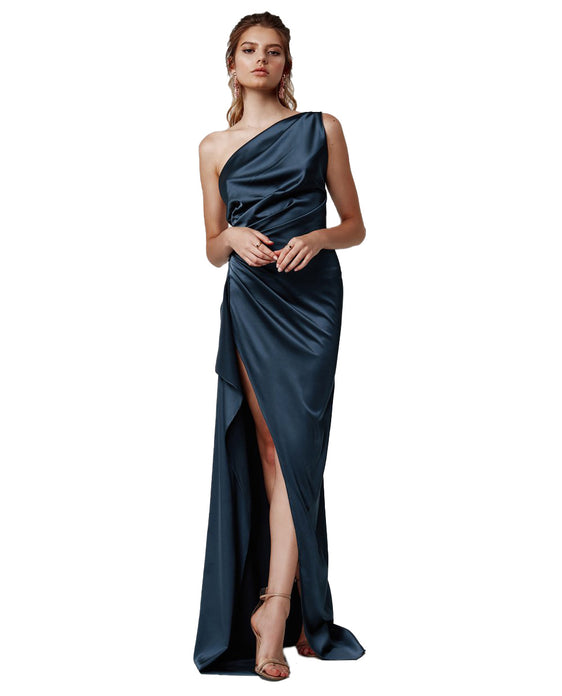 LEXI SAMIRA BLUE MAXI DRESS
