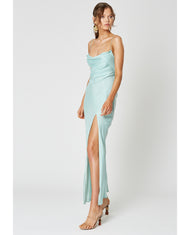 WINONA AQUA INDIO MAXI DRESS