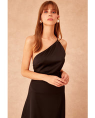 KEEPSAKE BLACK CAPTIVATING GOWN