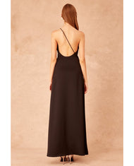 KEEPSAKE THE LABEL BLACK CAPTIVATING GOWN