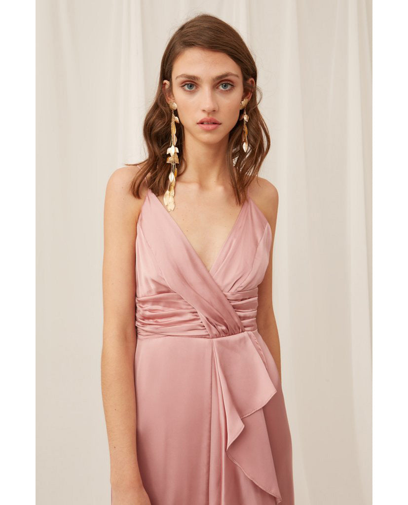 KEEPSAKE THE LABEL ROSE PEARL GOWN