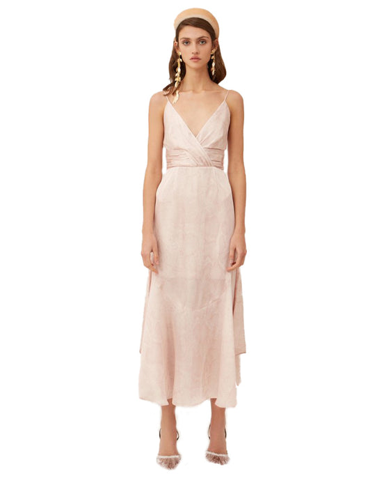 KEEPSAKE THE LABEL PEARL MIDI DRESS