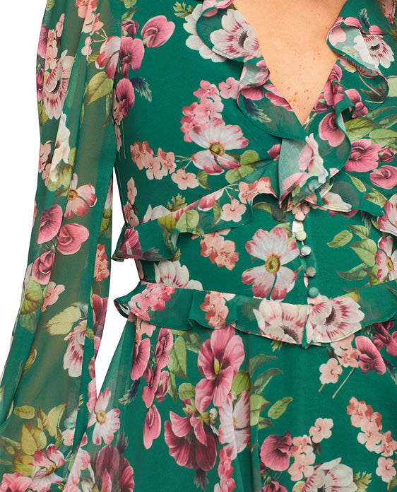 BARDOT BAMBI FLORAL DRESS