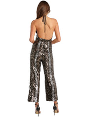 BARDOT DISCO JUMPSUIT