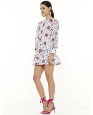TALULAH BONITA LS MINI DRESS