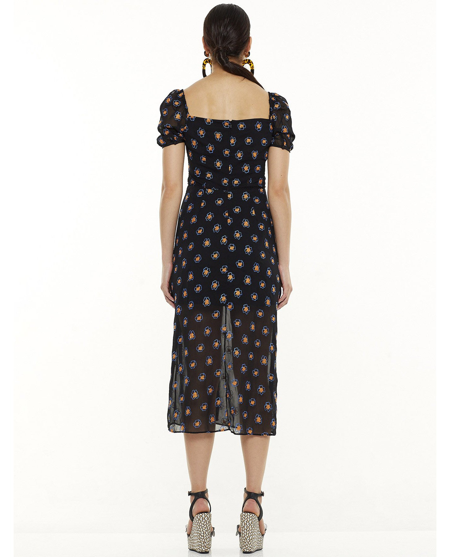 TALULAH LOVE ME MIDI DRESS
