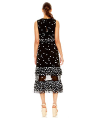 TALULAH LOVE SHAK MIDI DRESS